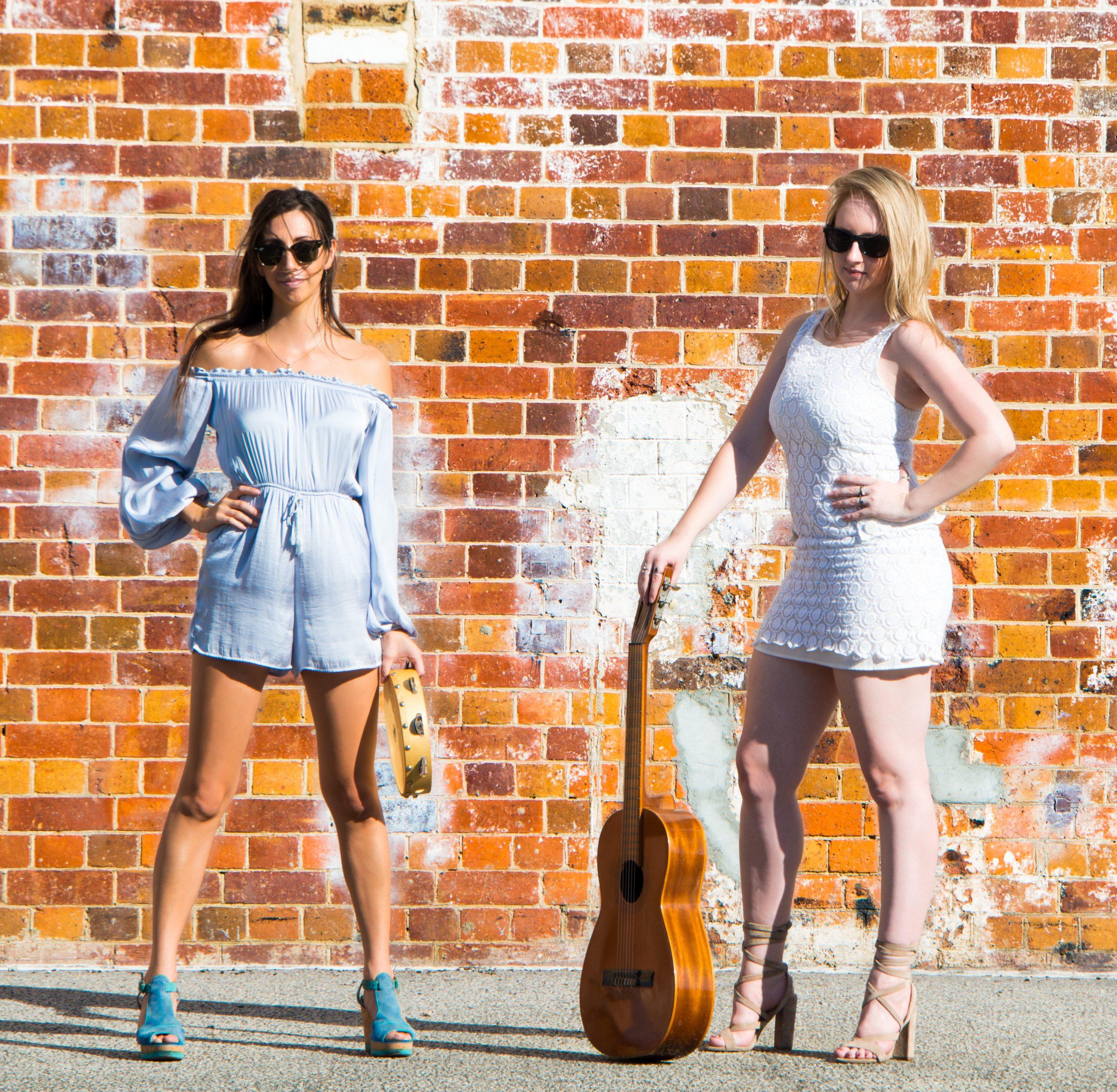 Hannah Ana and Naomi Kellner-Read