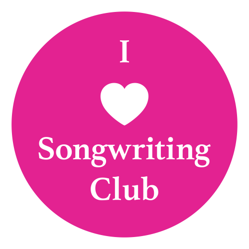 I Heart Songwriting Club is a global community of passionate songwriters who love to help and inspire people to become great songwriters!